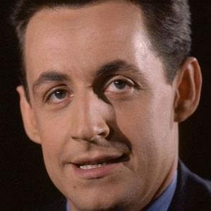 Age Of Nicolas Sarkozy biography
