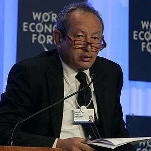 Age Of Naguib Sawiris biography