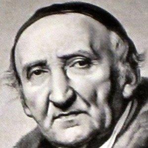 Johann Gottfried Schadow bio