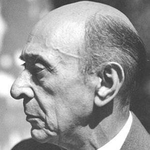 Arnold Schoenberg bio