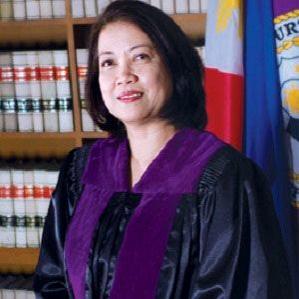 Age Of Maria Lourdes Sereno biography