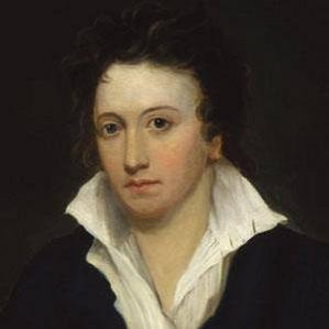 Percy Bysshe Shelley bio