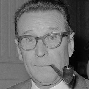 Georges Simenon bio