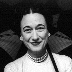 Wallis Simpson bio