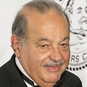 Age Of Carlos Slim biography