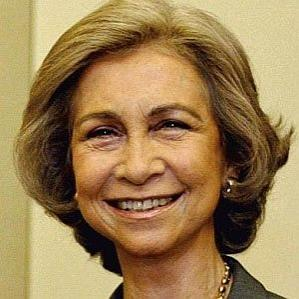 Age Of Queen Sofia biography