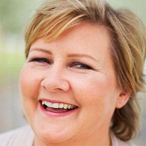 Age Of Erna Solberg biography