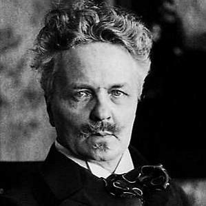 August Strindberg bio