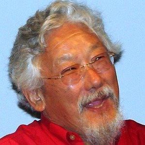 Age Of David Suzuki biography