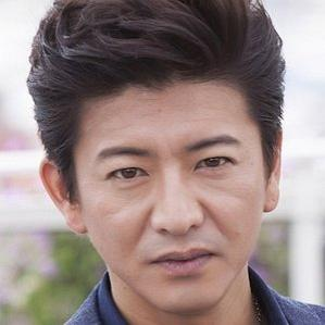 Age Of Kimura Takuya biography