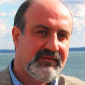 Age Of Nassim Taleb biography