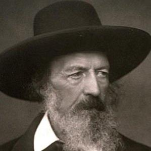 Alfred Lord Tennyson bio
