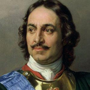 Peter the Great bio