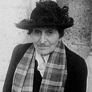 Alice B. Toklas bio
