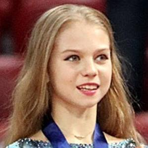 Age Of Alexandra Trusova biography