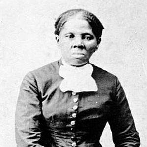 Age Of Harriet Tubman biography