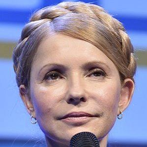 Age Of Yulia Tymoshenko biography