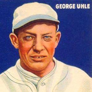 George Uhle bio