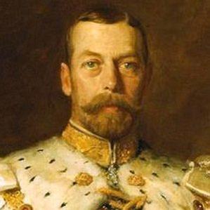 George V bio