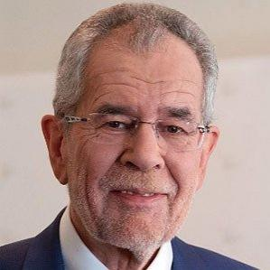 Age Of Alexander Van der Bellen biography