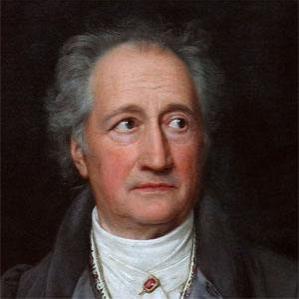 Johann von Goethe bio