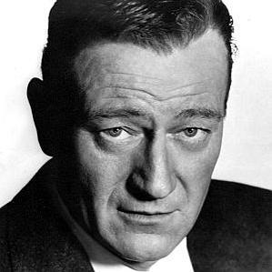 Age Of John Wayne biography