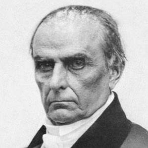 Age Of Daniel Webster biography