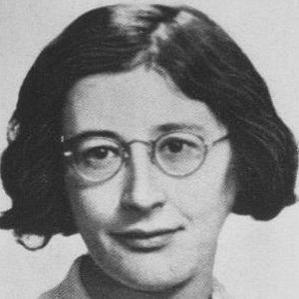 Simone Weil bio