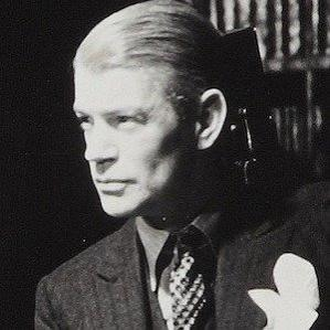 Age Of James Whale biography