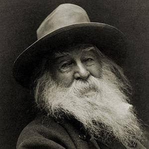 Walt Whitman bio