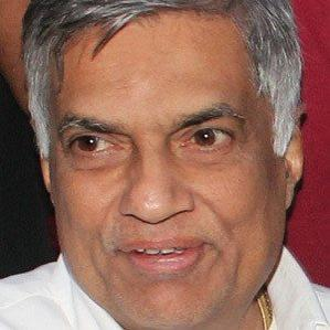 Age Of Ranil Wickremesinghe biography