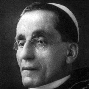 Pope Benedict XV bio