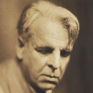 William Butler Yeats bio