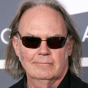 Age Of Neil Young biography