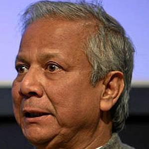 Age Of Muhammad Yunus biography