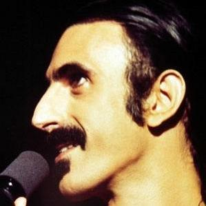 Age Of Frank Zappa biography