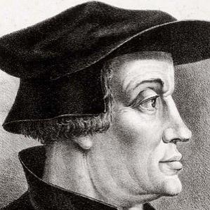 Huldrych Zwingli bio